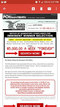 Win A House, Kalyan Tips, Instant Win Sweepstakes, Win For Life, Congratulations To You, Publisher Clearing House, Vip Tickets, Winning Numbers, Hopes And Dreams