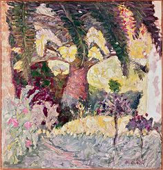 View Palmier rose au Cannet by Pierre Bonnard on artnet. Browse upcoming and past auction lots by Pierre Bonnard. Pierre Bonnard, Paul Gauguin, Garden Painting, Painting & Drawing, Painting Lessons, Landscape Art, Landscape Paintings, French Artists, Henri Matisse