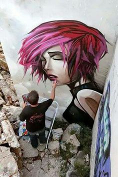 artist: pakone #streetart