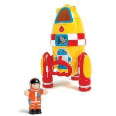 Wow Toys 10230 - Ronnie Rocket - Razzo motorizzato | eBay