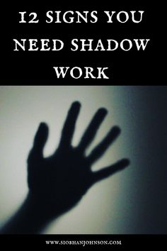 12 Signs that you need shadow work – Siobhan Johnson Spiritual Guidance, Spiritual Growth, Spiritual Awakening, Spiritual Wisdom, Witchcraft For Beginners, Psychic Development, 12 Signs, Psychic Abilities, Spirit Guides