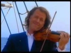"""Andre Rieu - """"My Heart Will Go On""""    I could listen to him play all day long."""