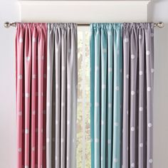 Birch Lane Kids Dotted Blackout Curtains & Reviews | Wayfair