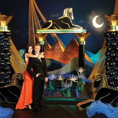 A Night on the Nile Complete Theme