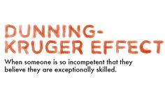 I think I know a few people who suffer from the Dunning-Kruger Effect | 25 Things You Had No Idea There Were Words For
