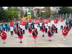 29 Ekim Cumhuriyet Bayramı Gerze Atatürk İlkokulu - YouTube Youtube, Preschool, Drama, Education, Videos, Artists, Kid Garden, Dramas, Kindergarten