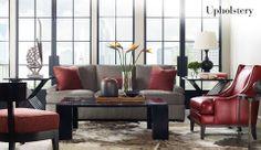 #Bernhardt #upholstery #living