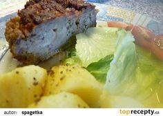 Holandská sekaná v domácí pekárně recept - TopRecepty.cz Meatloaf, Program, Food, Essen, Meals, Yemek, Eten