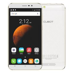 Original CUBOT Dinosaur Smartphone 4G FDD-LTE 5.5 HD IPS Screen 1280*720pixel 64Bit MT6735A Quad-Core 1.3GHz 3GB+16GB Cellphone Android 6.0 13.0MP 4150mAh Battery Dual SIM Mobile Phone