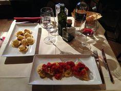 "Pasta !! At ""E Lucevan le Stelle"" wine bar @ Locanda San Francesco #Montepulciano (courtesy CarabbeanGirl11 and Tripadvisor)"