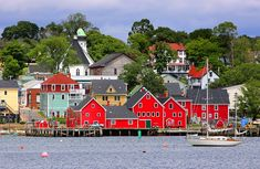 Quebec City, Nova Scotia & Prince Edward Island - Canada à la Carte Prince Edward Island, Lunenburg Nova Scotia, Attraction World, Canada Images, Seaside Towns, Quebec City, Fishing Villages, Images Google, Bing Images