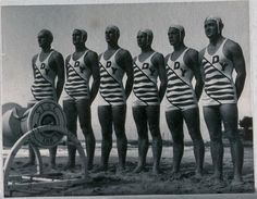 Dee Why senior R team after winning the 1951 Australian Championships by Australian National Maritime Museum on The Commons, via Flickr