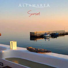 Altamarea Pantelleria Sunset