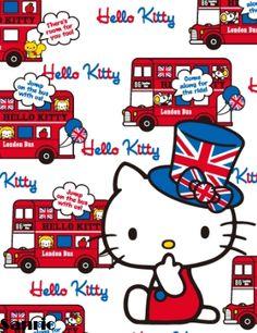 Hello Kitty in UK