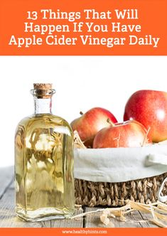 Apple cider vinegar is powerful superfood that offers many health advantages. Ithas been used for generations as a natural remedy for the treatment and prevention of a wide variety of ailments. Make sure that your apple cider vinegar is organic, unpasteurized and unfiltered. Raw apple cider vinegar contains the highest amount of enzymes that are …