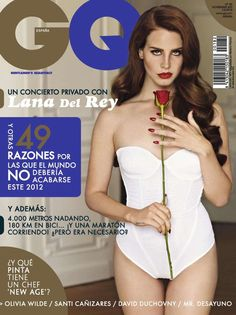 GQ Spain November 2012 Lana Del Rey