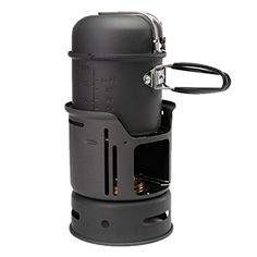 Ezyoutdoor Spirit stove Alcohol burners Cooking Stove Furnace Stove with Stand for Hiking Camping Picnic Bivouac Travel Survival with Gift Wind Proof Hat Cap Headgear ** Click image for more details.(This is an Amazon affiliate link and I receive a commission for the sales)