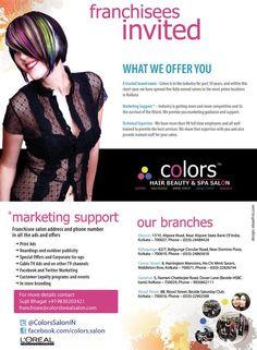 Salon International Ad for Colors Loreal Salon