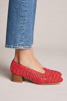 38605de7c3ae69 Anthropologie Miista Noa Heel  affiliate Dance Shoes