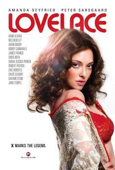 """Amanda Seyfried on new """"Lovelace"""" poster"""