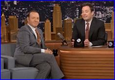 Watch: #KevinSpacey And #JimmyFallon's Hilariously...