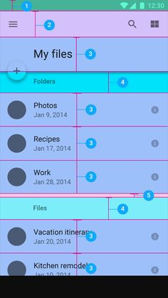 Material Design Layout – Metrics & keylines for Android Mobile Material Design Website, Google Material Design, Tool Design, Layout Design, Web Design, Google Design Guidelines, Ui Design Patterns, Open Source Code, Application Design