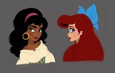DISNEY Princess Compiliations