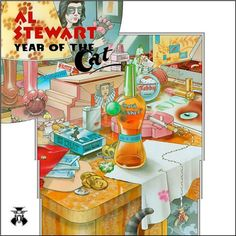 Al Stewart - Year Of The Cat on Limited Edition 180g LP