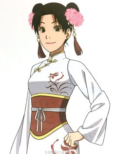 Tenten. She looks so amazing here!! Simply stunning ;) #naruto