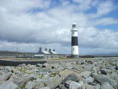 Inisheer lighthouse - Inisheer - Wikipedia