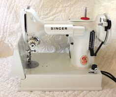 Singer featherweight 221k dating 4