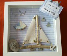 Maritim Geldgeschenk DIY sea