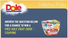 free dole coupons canada trivia All Coupons, Trivia, Budgeting, Coding, Canada, This Or That Questions, Free, Programming