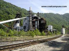 Steel Mill, Appalachian Mountains, Model Train Layouts, Coal Mining, Model Trains, Kentucky, Virginia, Places, Inspired