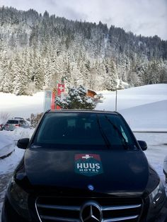 Our free Ski Shuttle service at your disposal