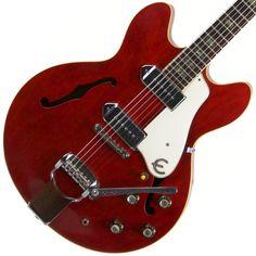 1967 Epiphone Casino | Available at Garrett Park Guitars | www.gpguitars.com