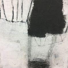 Home – ines hildur Black And White Painting, Black White Art, Paintings I Love, Original Paintings, Winter Painting, Pop Art, Art Sketchbook, Collages, Abstract Art