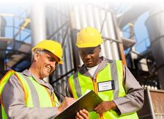 Photo about Petrochemical co-workers working at refinery plant. Image of engineer, african, american - 31944682 Digital Marketing Business, Marketing And Advertising, Social Media Graphics, Free Stock Photos, Photo Editing, Two By Two, African, Plant, Creative Resume