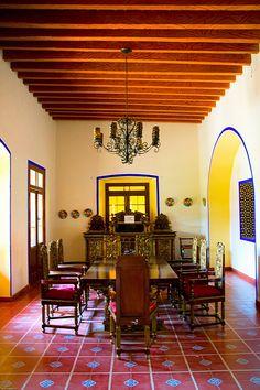 Ex-Hacienda de Chautla Puebla, Mexico