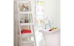 organizador de baño, mueble baño, escalera deco toilette, moderno y l...