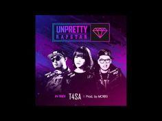 """Ji Min of AOA (지민), MC META (MC메타), Nuck (넋업샨) - """"T4SA"""" - Unpretty Rapstar, Track #4 [언프리티 랩스타 Track 4] (Prod. by MC메타) - Jimin, music with still image"""