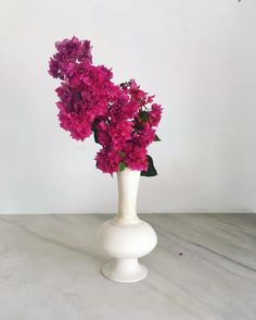 """Majnoona in our new vases coming soon.... #ecru #vase #handmade #marble #artisan #flowers #homeware #decor #design #interiors"""