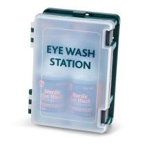Click Eyewash Boxed Station 2 x Eye Wash Station, Safety Workwear, Work Trousers, Types Of Work, Fire Safety, First Aid Kit, Work Wear, Clothes, Survival First Aid Kit