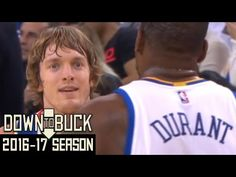 Undrafted Former KD Basketball Camper Ron Baker Scores Career-High Vs Warriors, Gets Props From KD During Game