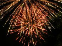 Fuochi d'artificio*