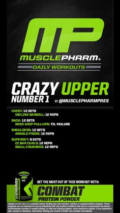 Bodybuilding muscle workout using different workout techniques like uni-set, multi-set, pyramid routines, super breathing sets and much more. Choose an effective workout that suits your lifestyle. Crossfit, Chest Workouts, Gym Workouts, Chest Exercises, Musclepharm Workouts, Power Workout, Workout Log, Weight Lifting, Weight Loss