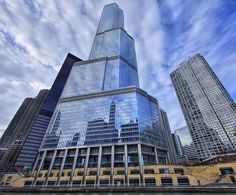 Trump Hotel in Chicago... Where I am from!!!