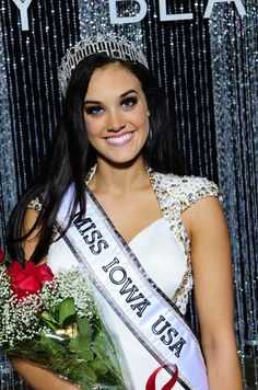 Taylor Even, Miss Iowa USA 2015