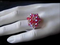 =) Heart Ring, Floral, Rings, Flowers, Jewelry, Jewlery, Jewerly, Ring, Schmuck