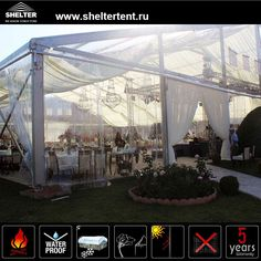 large wedding marquees for sale - luxury party tent - event tents - shelter Party Tents For Sale, Tent Sale, Home Shelter, Shelter Tent, Marquee Wedding, Tent Wedding, Luxury Wedding, Wedding Venues, Wedding Ideas